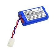 Replacement Alarm/beveiliging/Smart Home accu voor 145-21X Motion detectors outdo, D14111X, D14114X, D14201X, D