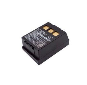 Replacement Mobiele pinautomaat Interne accu voor M4230, T4220 EFT, T4230, T4240