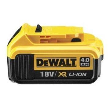 Dewalt Dewalt MultiTool Accu 18V 4Ah Li-ion