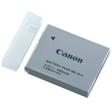 Canon Canon NB-6LH Lithium-Ion Battery Pack (3.7V/1060mAh) voor Canon Digital IXUS 85IS/200IS