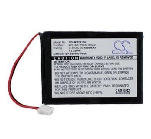 Blu-Basic Amplifier Controller Accu voor William Sound Sorin