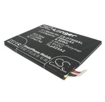 Blu-Basic GSM Accu voor Alcatel One Touch Scribe HD