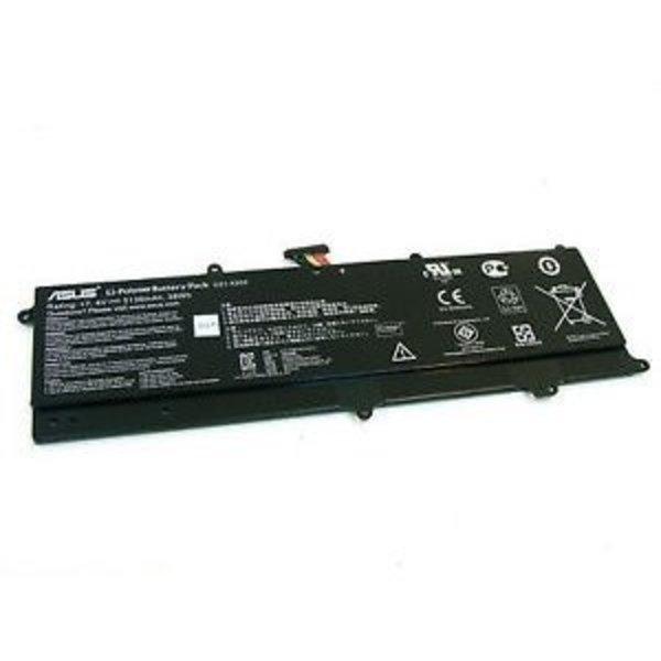 Asus Asus Laptop Accu 5136mAh voor Asus VivoBook X201E/X202E