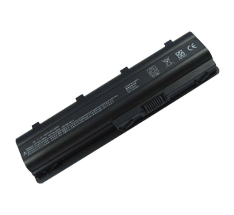 Laptop Accu 4400mAh 6-Cell voor HP G62, 400, G72, 650, 630, 250, Pavilion G7-1000 Series