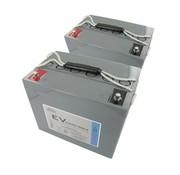 Dyno Europe AGM Accu 70Ah Vervangingsset (Excl. Kabels)