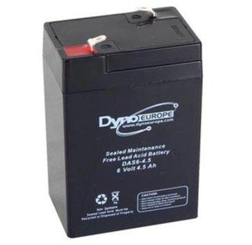 Dyno Europe Loodaccu 6V 4.5Ah