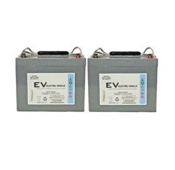 Dyno Europe Gel Accu 12V 44Ah Vervangingsset (Excl. Kabels)