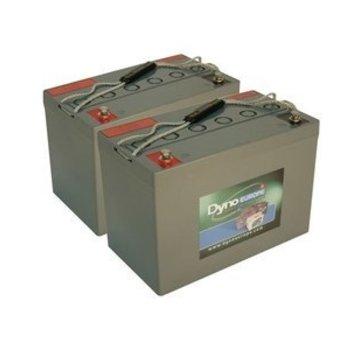 Dyno Europe Gel Accu 12V 100Ah Vervangingsset (Excl. Kabels)