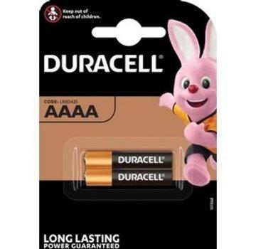 Duracell Duracell Plus Power Duralock Alkaline AAAA/MX2500 blister 2