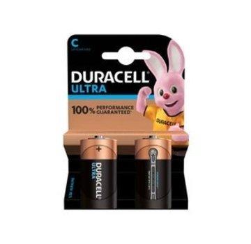Duracell Duracell MX 1400 ultra power C-Cel Alkaline Blister 2