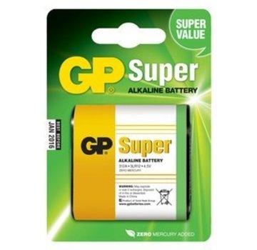 GP GP Super Alkaline 4.5V plat blister 1