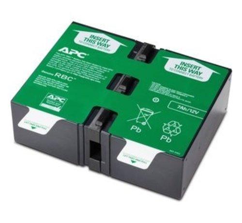 APC APC Vervangingsbatterij Cartridge #123