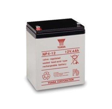 Yuasa UPS Batterij 12V 4.0Ah