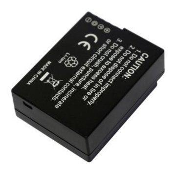 Blu-Basic Digitale Camera Accu voor Panasonic Lumix DMC-GH2