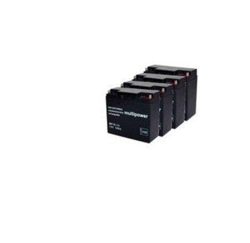 Multipower UPS Batterij Vervangingsset RBC55 (Excl. Kabels)
