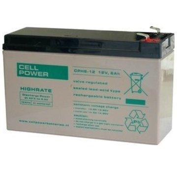 CellPower UPS Batterij CPH 6-12