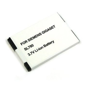 Blu-Basic Draadloze telefoon Accu voor Siemens Gigaset SL780/SL78H/SL788/SL910