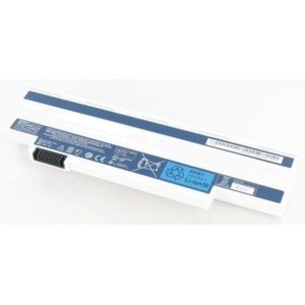 Acer Acer Laptop Accu Wit 4400mAh voor Acer Aspire One 532h