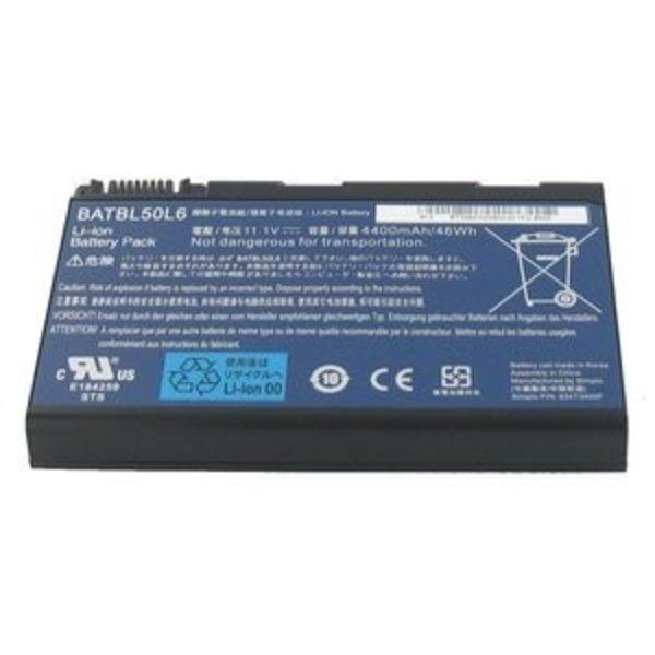 Acer Acer Laptop Accu 4000mAh voor Acer Aspire 3100/5610/Travel Mate 4280