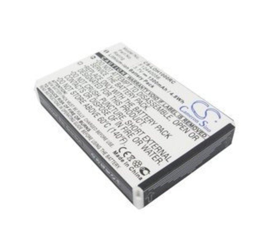Afstandsbediening batterij K398 voor C-LR65, C-RL65