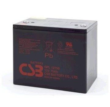 CSB Battery CSB Loodaccu 12V 75Ah