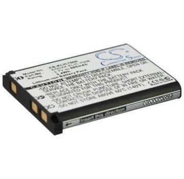 Blu-Basic Digitale Camera Accu voor Premier SL-58/SL-68