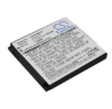 Blu-Basic Samsung Accu SLB-07A