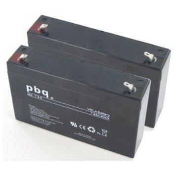 pbq UPS Batterij Vervangingsset RBC18 (Excl. Kabels)