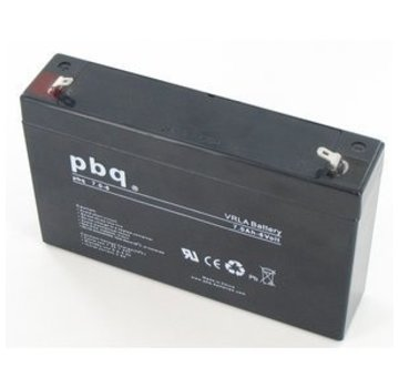 pbq PBQ Loodaccu 6V 7.0Ah