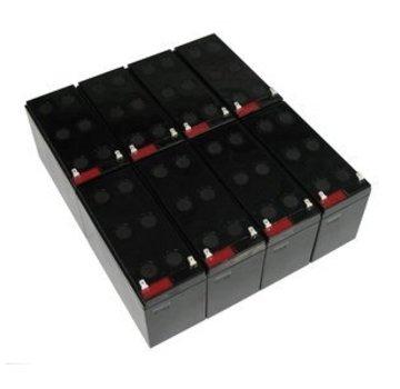 Panasonic UPS Batterij Vervangingsset RBC26 (Excl. Kabels)