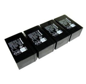 Panasonic UPS Batterij Vervangingsset RBC31 (Excl. Kabels)