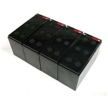 Panasonic UPS Batterij Vervangingsset RBC25 (Excl. Kabels)