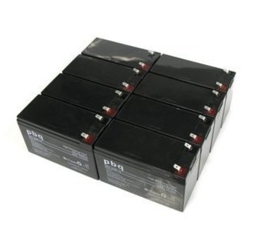 pbq UPS Batterij Vervangingsset RBC27 (Excl. Kabels)