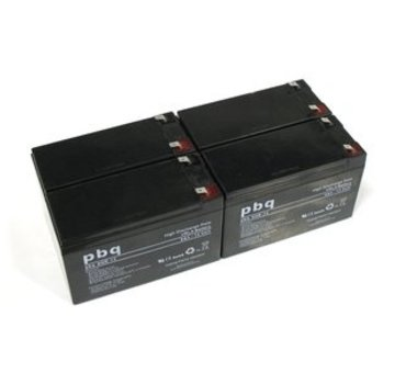 pbq UPS Batterij Vervangingsset RBC24 (Excl. Kabels)
