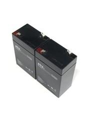 pbq UPS Batterij Vervangingsset RBC1 (Excl. Kabels)