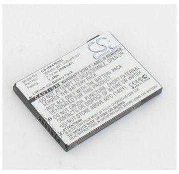 Blu-Basic PDA Accu voor HP IPAQ HX4700