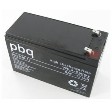 pbq PBQ Loodaccu 12V 9.0Ah