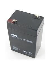 pbq PBQ Loodaccu 6V 4.5Ah