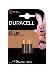 Duracell Duracell Security MN9100 Alkaline Batterij 2 Stuks Blister