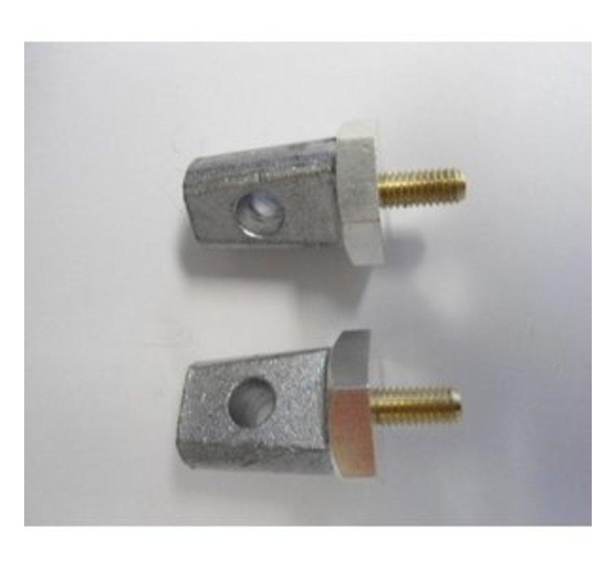 Accu Adapter Set M6 J-Type