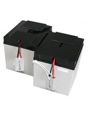 Replacement Vervangingsbatterij Cartridge RBC11 (incl. Kabels)