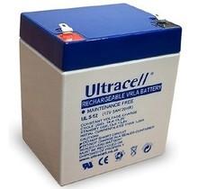 Ultracell VRLA/Leadbattery UL 12V 5000mAh