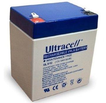 Ultracell Ultracell VRLA/Leadbattery UL 12V 5000mAh