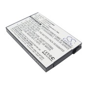 Blu-Basic Babyfoon accu voor Philips Avent SCD530/SCD535/SCD540