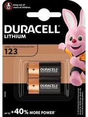 Duracell Duracell Lithium CR123 3V blister 2