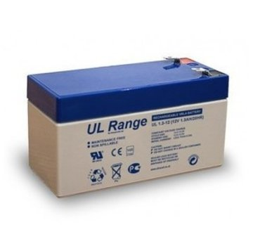 Ultracell Ultracell VRLA/Loodbatterij UL 12V 1300mAh