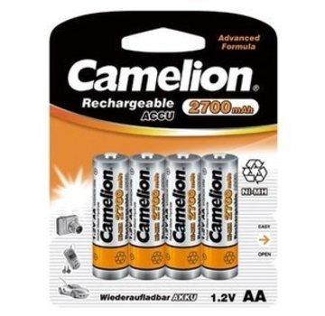 Camelion Camelion AA (HR6) batterij 4 stuks