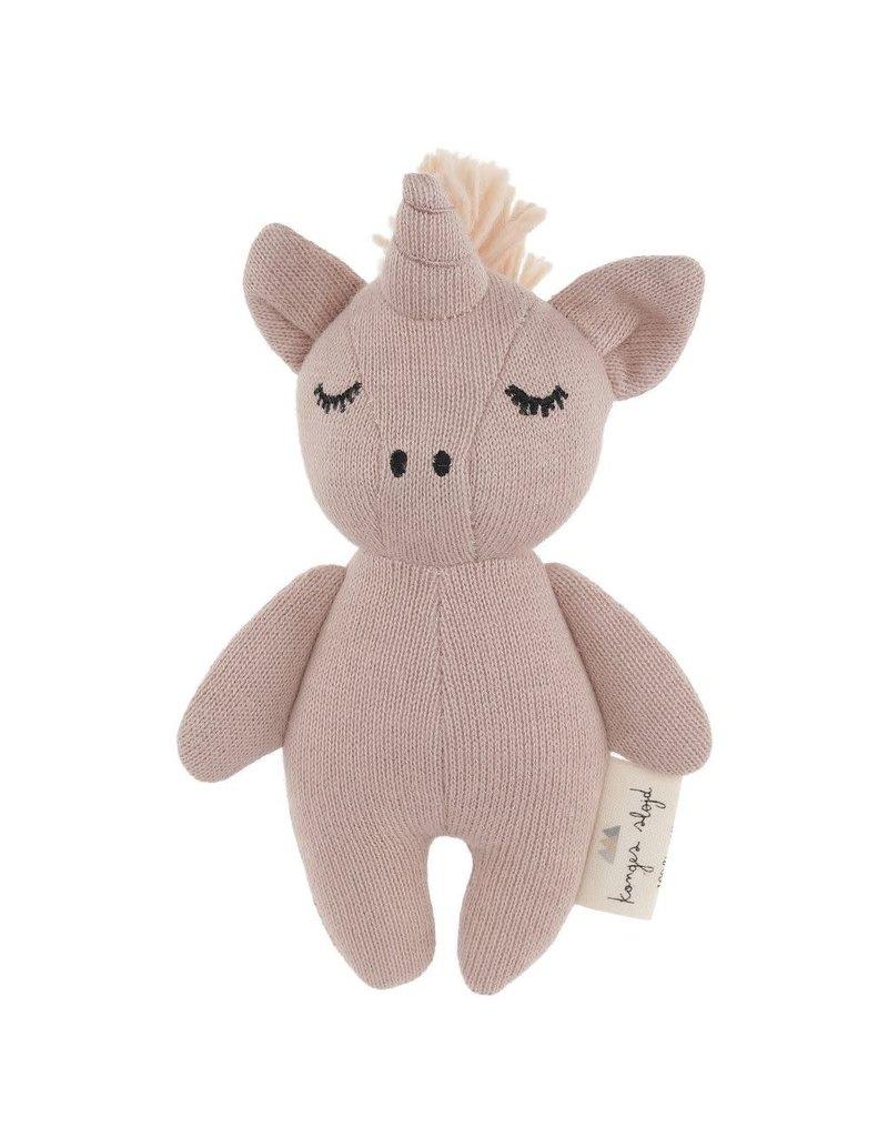 Konges Sløjd Konges Sløjd Knuffel Mini Unicorn