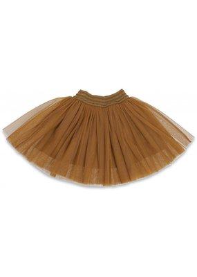 Konges Sløjd Konges Sløjd Ballerina Skirt Dark Honey 12-18 mnd