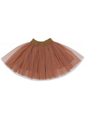 Konges Sløjd Konges Sløjd Ballerina Skirt Toffee 12-18 mnd